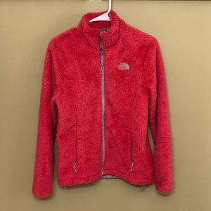 North Face Osito Fleece Full Zip Jacket